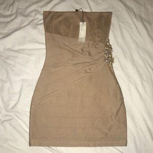 Sky dress size M